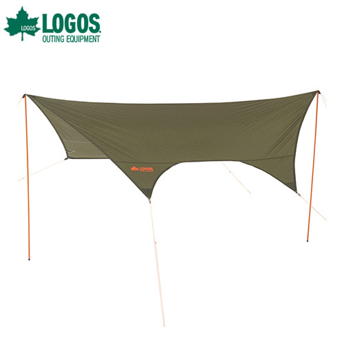 ロゴス(LOGOS) neos LCドームFITヘキサタープ 4443-AI 71805053 [テント&タープ タープ]