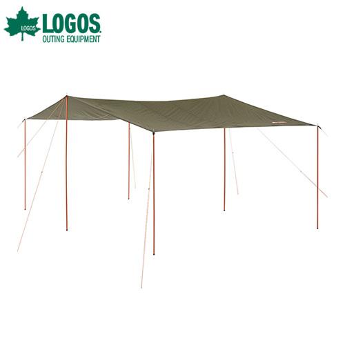 ロゴス(LOGOS) neos LCドームFitレクタタープ 5036-AI 71805054 [テント&タープ タープ]