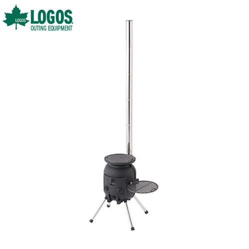 [最大1000円OFFクーポン] ロゴス(LOGOS) LOGOS Smart Garden 薪ストーブグリル 81050003 [ガーデンギア(ロゴススマートガーデン) アウトドアストーブ]