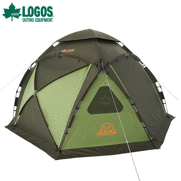 ロゴス(LOGOS) スペースベース・オクタゴン-BJ 71459307 [テント タープ デカゴン クイックシステム]