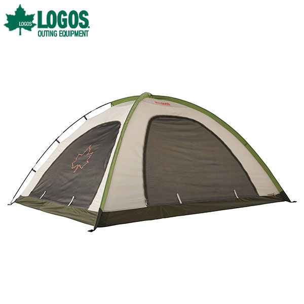 ロゴス(LOGOS) 2ドアルームテント L-BJ 71805553 [テント タープ]