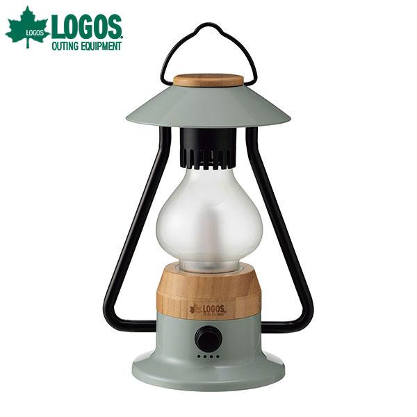 ロゴス(LOGOS) Bamboo モダーンランタン 74175015 [アウトドアライト ランタン 野電 ランタン]