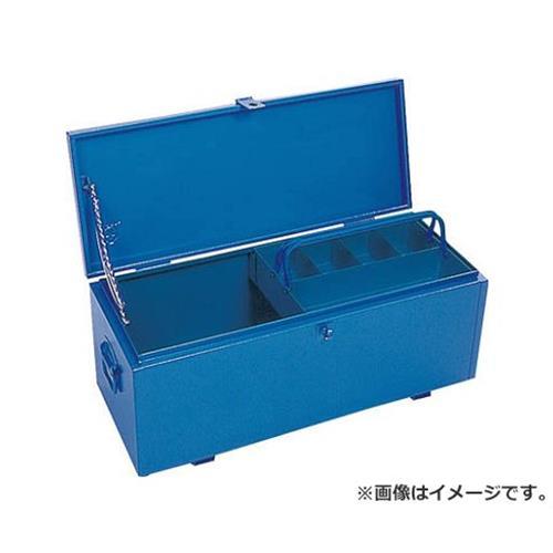 豪華で新しい [r22]:ミナト電機工業 大型車載用工具箱GT-750ブルー GT750B リングスター-DIY・工具