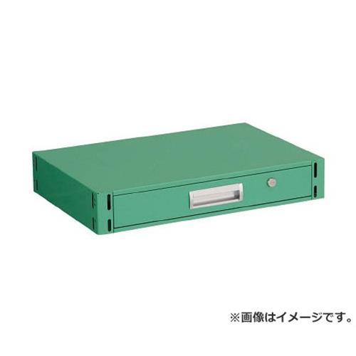TRUSCO イーグル バーディワゴン用引出1段 600X400 YG色 EGW64VYG [r20][s9-910]