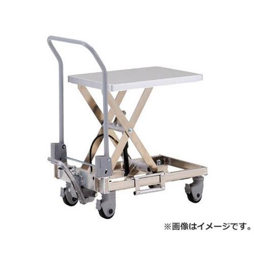 TRUSCO アルミハンドリフター50kg(足踏み油圧式)350X570 HLFS50A [r20][s9-940]