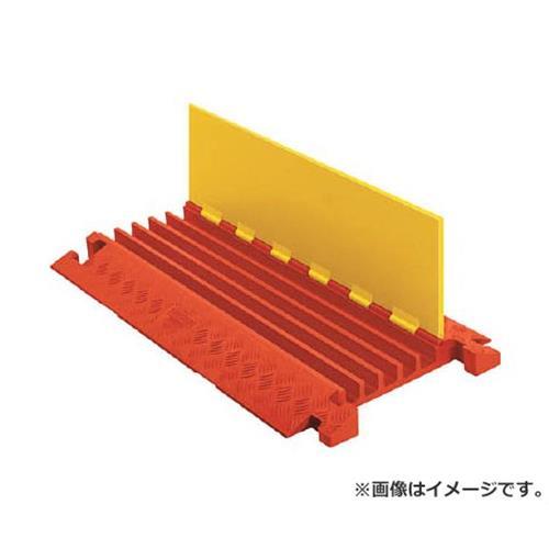 CHECKERS レール ラインバッカーケーブルプロテクタ 重量型電線5本用 CPRL45Y [r20][s9-833]