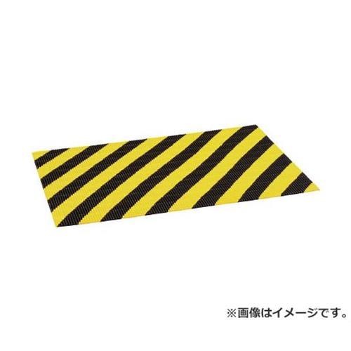 TRUSCO ジャバラマット 1200X1800mm トラ柄 TNC1218YB [r20][s9-910]