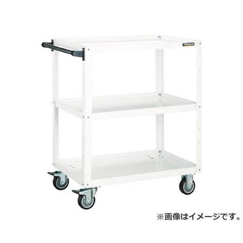 TRUSCO イーグルワゴン 600X400XH600 ウレタン車輪 YG色 EGW662UYG [r20][s9-910]