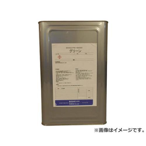 ゆかセルフ TS-W2000 グリーン 15.0Kg 7760310 [r20][s9-920]