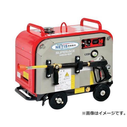 スーパー工業 ガソリンエンジン式 高圧洗浄機 SEV-2108SS(防音型) SEV2108SS [r20][s9-910]