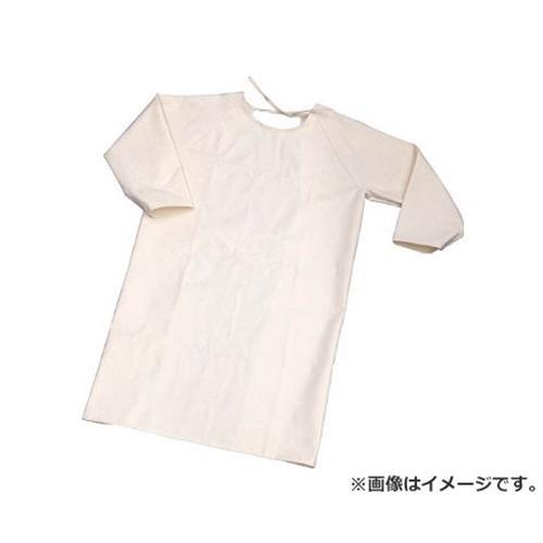 TRUSCO 難燃加工綿保護具 袖付前掛け LLサイズ TBKSMKLL