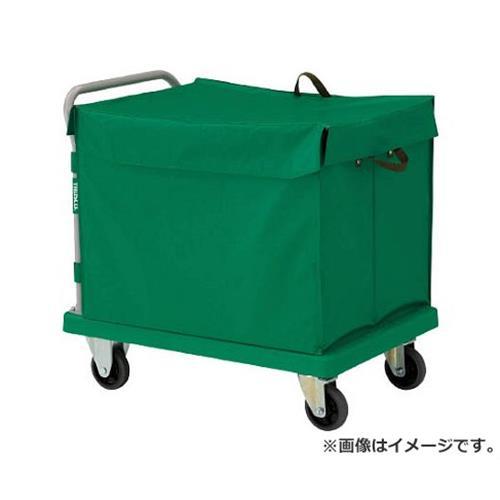 TRUSCO グランカート 蓋付ハンドトラックボックス付 900X605 TP902THB [r20][s9-930]