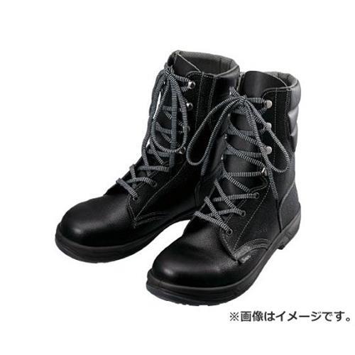 シモン 安全靴 長編上靴 SS33黒 24.5cm SS3324.5 [r20][s9-910]