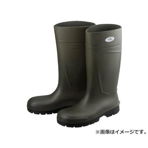 シモン 安全長靴 ウレタンブーツ 25.0cm SFB25.0 [r20][s9-910]