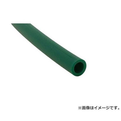 チヨダ TEタッチチューブ 8mm/100m 緑 TE8100G [r20][s9-910]
