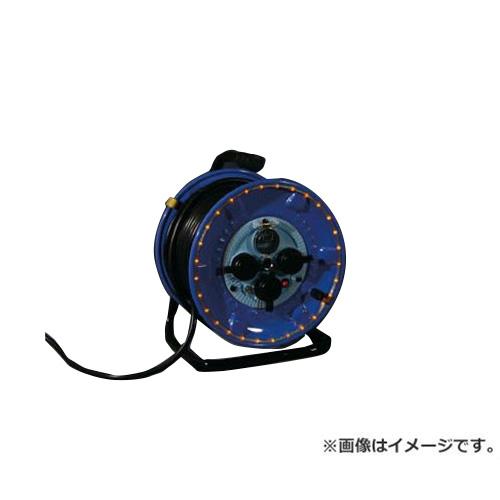 日動 防雨型電工ドラム LEDラインドラム オレンジ NPWLEK33O