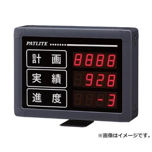 パトライト VE型 インテリジェント生産管理表示板 VE25304S [r22]