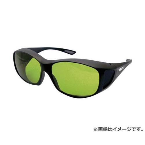 TRUSCO レーザー用保護メガネオーバーグラス YAG用 TLSOGYG [r20][s9-910]