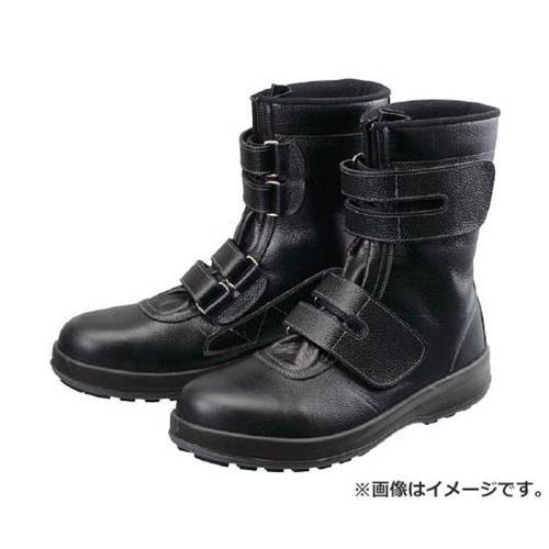 シモン 安全靴 長編上靴 マジック WS38黒 28.0cm WS3828.0