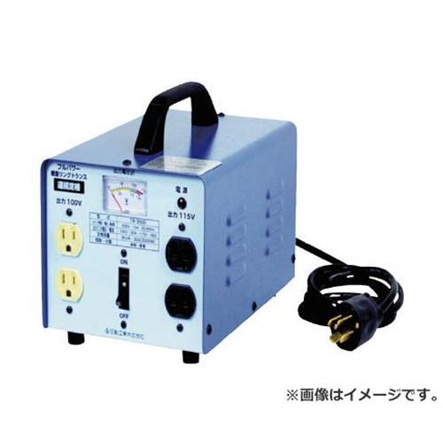 日動 変圧器 降圧専用トラパック 3KVA TB300D [r20][s9-910]