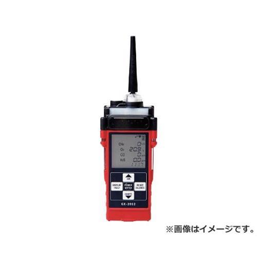 おすすめネット 理研 ポータブルガスモニター GX2012CH [r20][s9-940]:ミナト電機工業-DIY・工具
