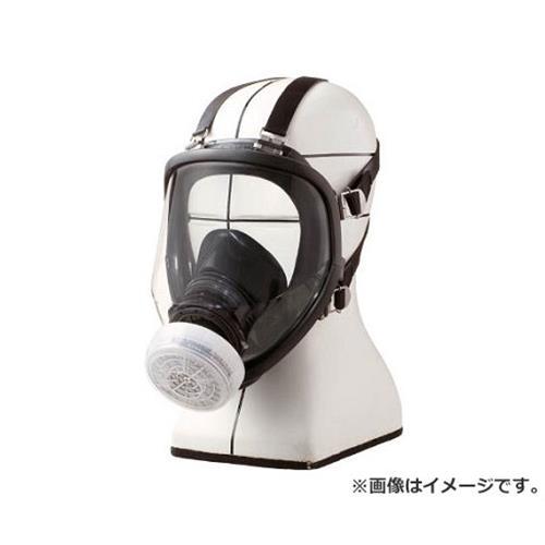 シゲマツ 直結式小型全面形防毒マスク GM166 [r20][s9-910]