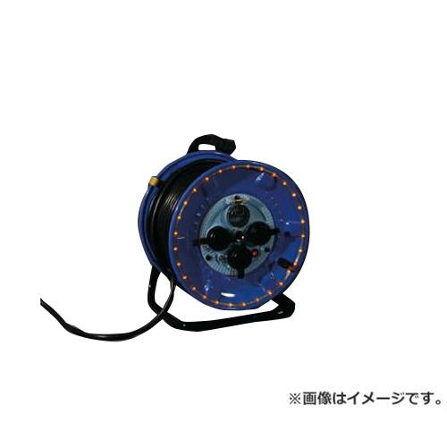 日動 防雨型電工ドラム LEDラインドラム オレンジ NPWLEB33O [r20][s9-910]