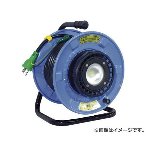 日動 防雨・防塵型LEDライトリール SDWEB2210W [r20][s9-920]