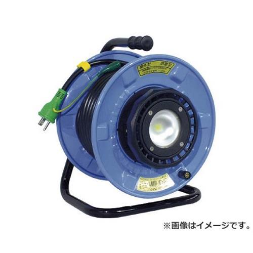 日動 防雨・防塵型LEDライトリール SDWEK2210W [r20][s9-920]