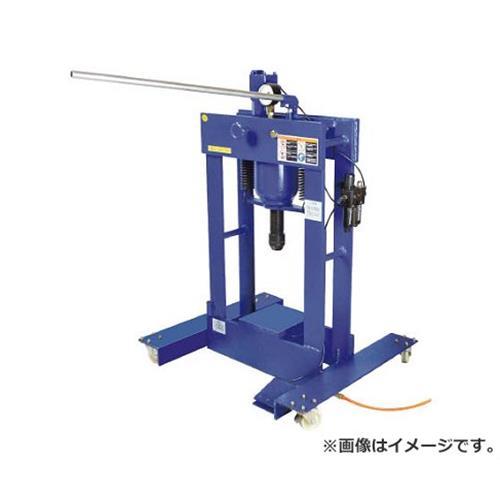 日平 油圧プレス 移動式低床35tonプレス HT35PR
