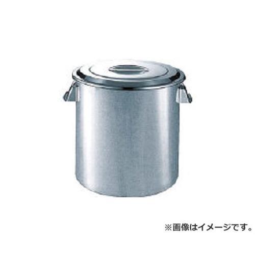 TRUSCO ステンレスキッチンポット蓋付 360x360 36L 手付 TSH4636 [r20][s9-910]