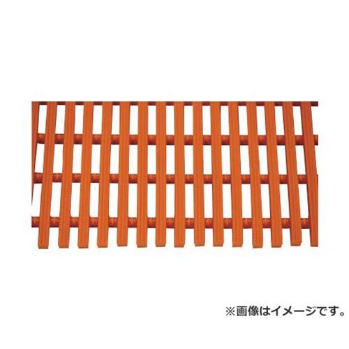 ミヅシマ セーフティマット ハード オレンジ 4390212