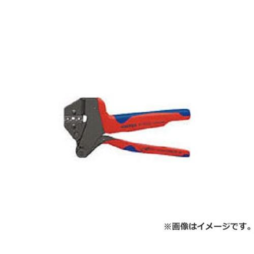 KNIPEX 9743-05 クリンピングシステムプライヤー 974305 [r20][s9-920]