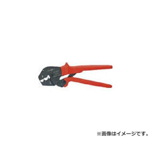 KNIPEX 9752-23 圧着ペンチ 250mm 975223