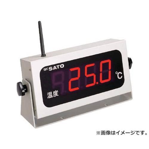 佐藤 コードレス温度表示器(8101-00) SKM350RT [r20][s9-930]