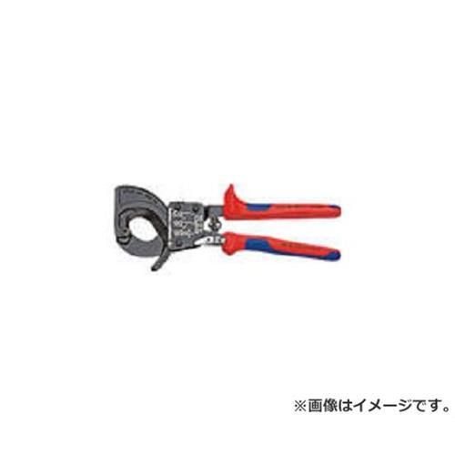 KNIPEX ラチェットケーブルカッター 250mm 9531250 [r20][s9-831]