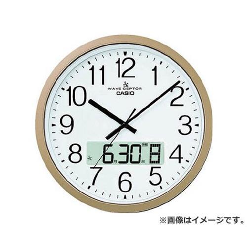 カシオ 電波掛け時計 IC4100J9JF [r20][s9-910]