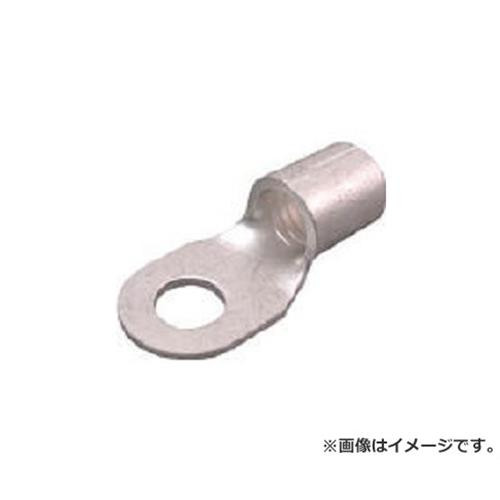 ニチフ 裸圧着端子 R形(100P) R6010S 100個入