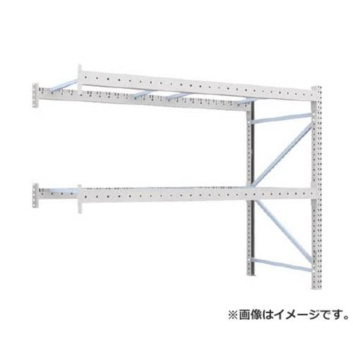 TRUSCO 重量パレット棚1トン2300×1100×H2000連結 1D20B23112B [r22]