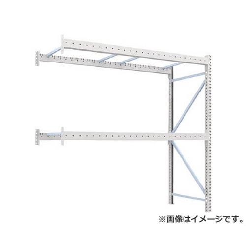TRUSCO 重量パレット棚1トン2500×1000×H2500連結 1D25B25102B [r22]