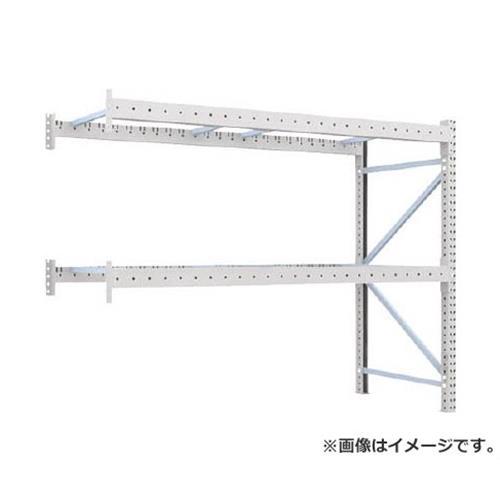 TRUSCO 重量パレット棚2トン2500×1000×H2000連結 2D20B25102B [r22]
