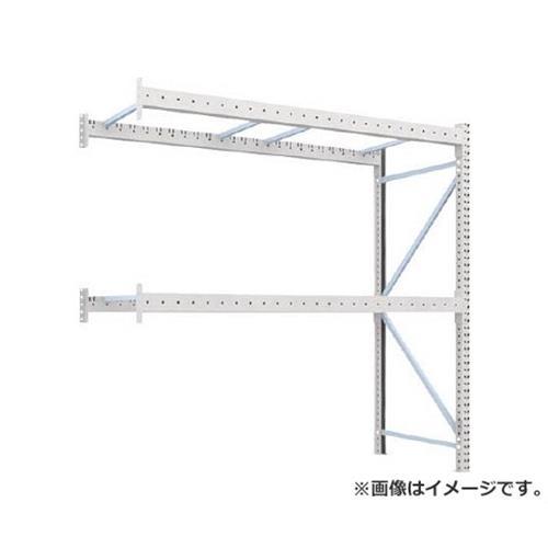 TRUSCO 重量パレット棚2トン2500×1000×H2500連結 2D25B25102B [r22]