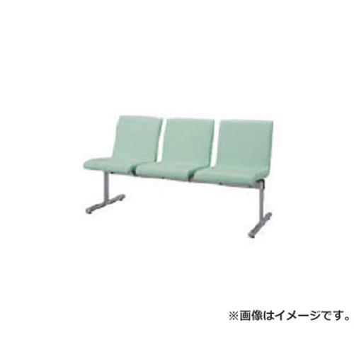 アイリスチトセ エルレスト 3人用 ライトグリーン CLRBSV3LGN [r22]