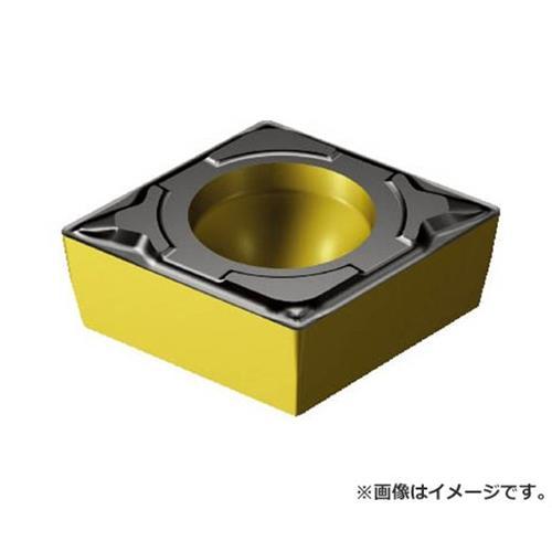 サンドビック コロターン107 旋削用ポジ・チップ CCMT09T302PF ×10個セット (4325) [r20][s9-910]