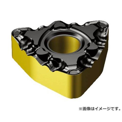 サンドビック T-Max P 旋削用ネガ・チップ WNMG080412PF ×10個セット (4325) [r20][s9-910]