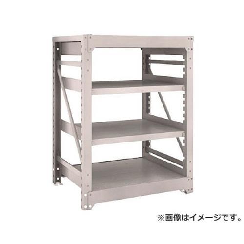 TRUSCO M10型重量棚 900X760XH1200 4段 単体 NG M104374 (NG)
