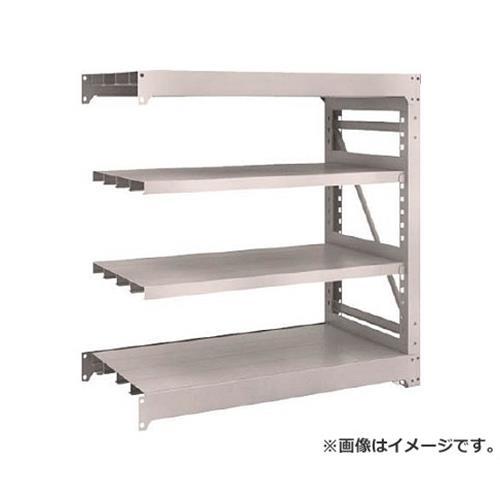 TRUSCO M10型重量棚 1200X620XH1200 4段 連結 NG M104464B (NG) [r21][s9-930]