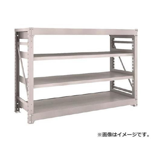 TRUSCOM10型重量棚1800X620XH12004段単体NGM104664(NG)[M10-4664]