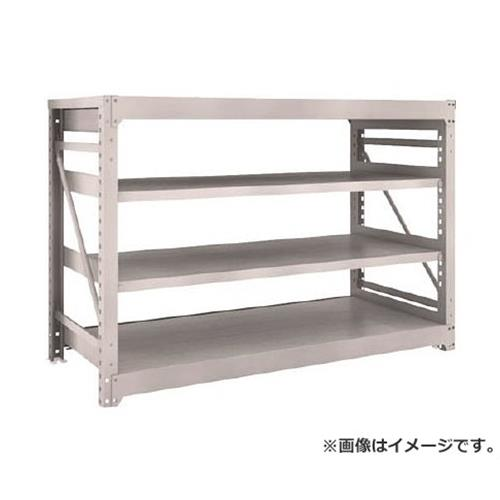 TRUSCO M10型重量棚 1800X760XH1200 4段 単体 NG M104674 (NG)