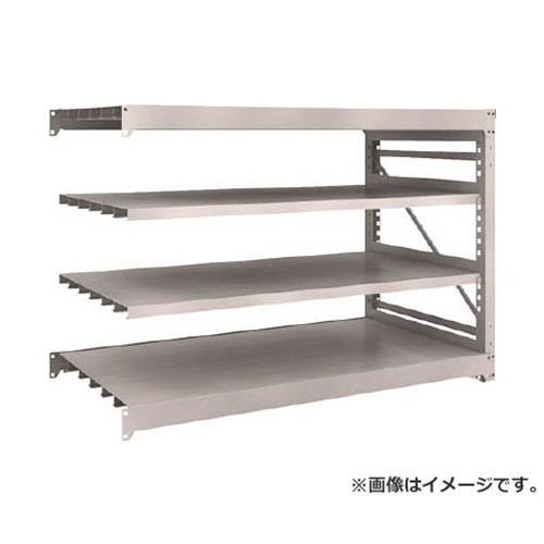 TRUSCO M10型重量棚 1800X900XH1200 4段 連結 NG M104694B (NG) [r21][s9-940]